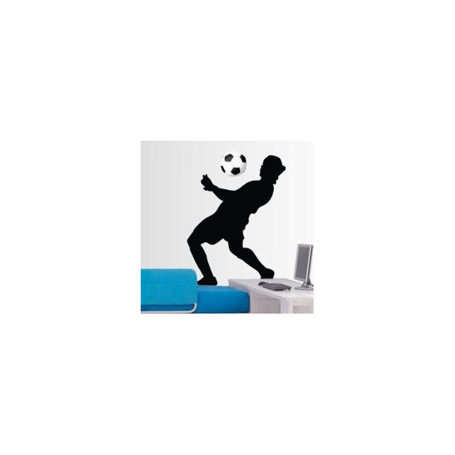 Wall stickers Football player I