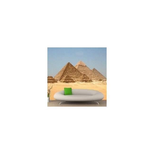 Wallpaper Pyramids,