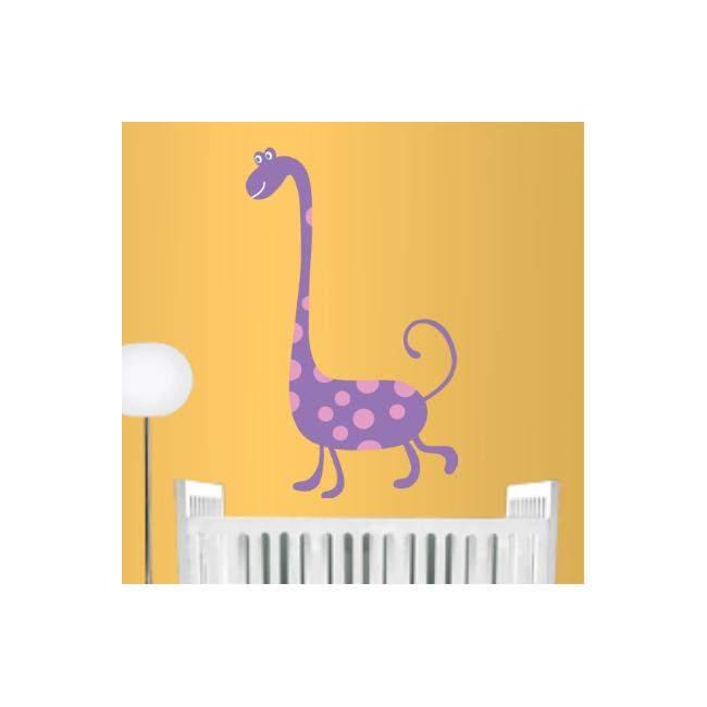 Αυτοκόλλητα τοίχου παιδικά Χαρούμενος δεινόσαυρος