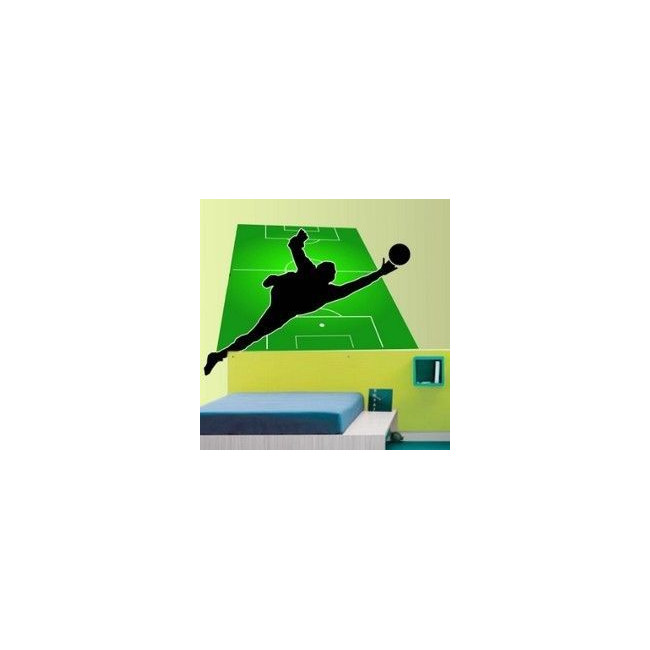 Wall stickers Goalkeeper bounce