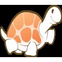 Χαριτωμένη Χελώνα, αυτοκόλλητο τοίχου