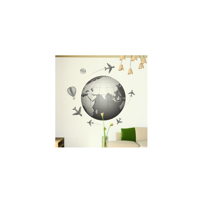 Wall stickers Travel the world 2