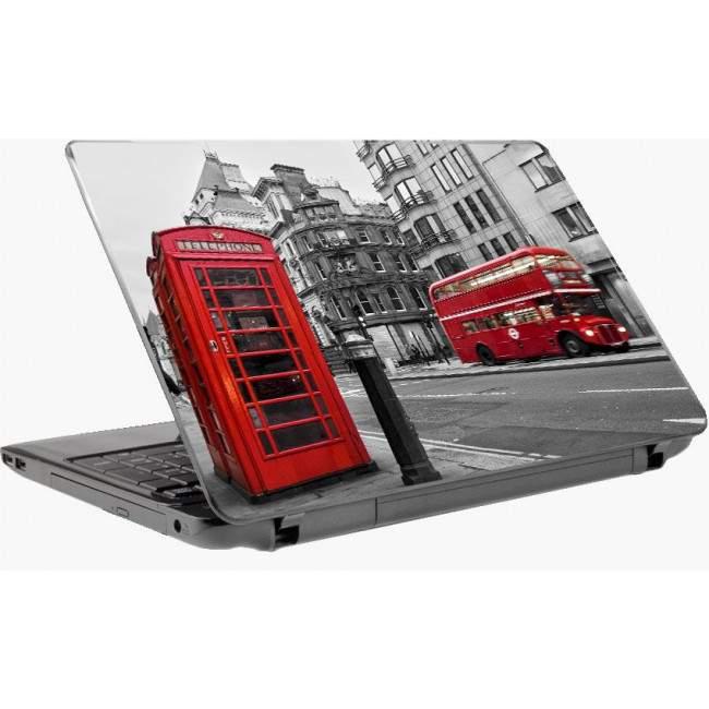 London instances Laptop skin