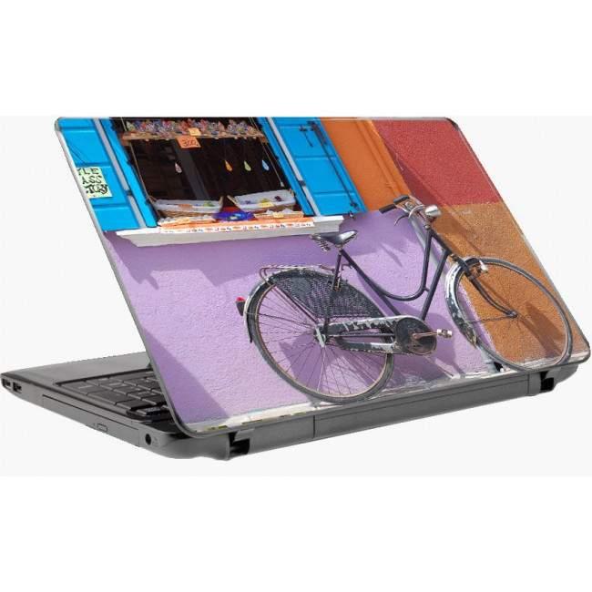 Venice bicycle Laptop skin