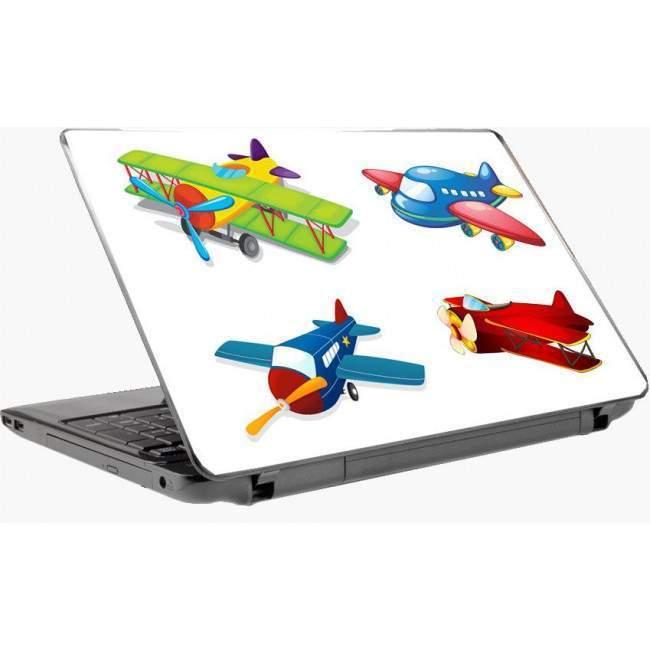 Laptop skin Airplanes