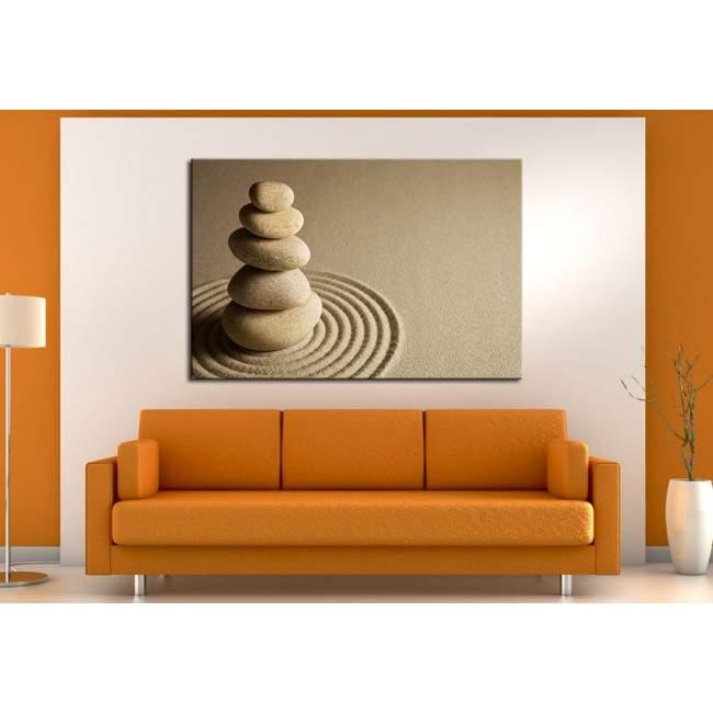Canvas print Balance