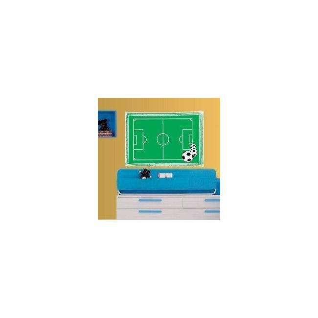 Αυτοκόλλητο τοίχου Γήπεδο Ποδοσφαίρου