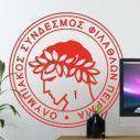 Αυτοκόλλητο τοίχου Ολυμπιακός - ΟΣΦΠ Κοπτικό