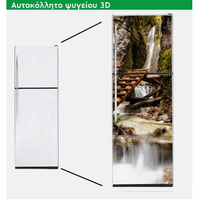 Αυτοκόλλητο ψυγείου The bridge ΙΙ