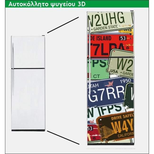 Signs , αυτοκόλλητο ψυγείου
