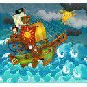 Wallpaper Little pirates