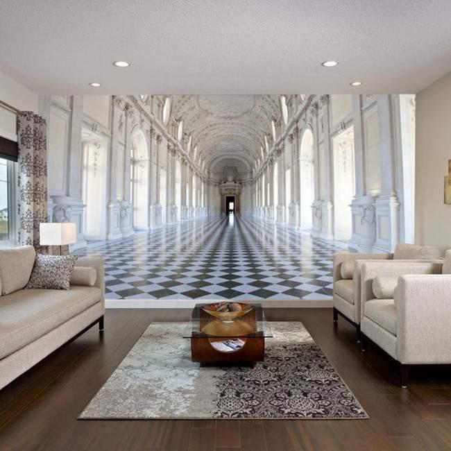 Wallpaper Royal Palace: Galleria di Diana
