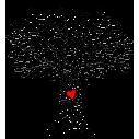 Wall stickers Feelings tree