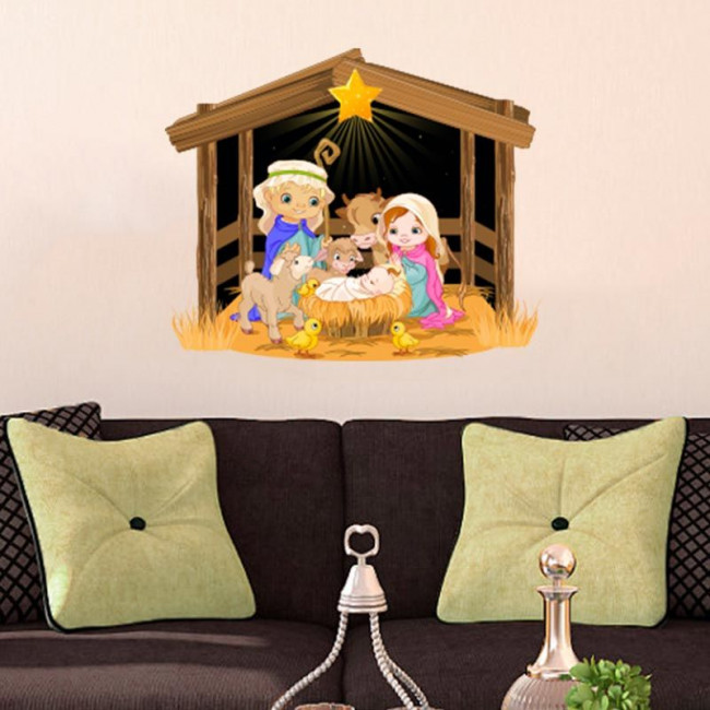 Wall stickers Manger 2