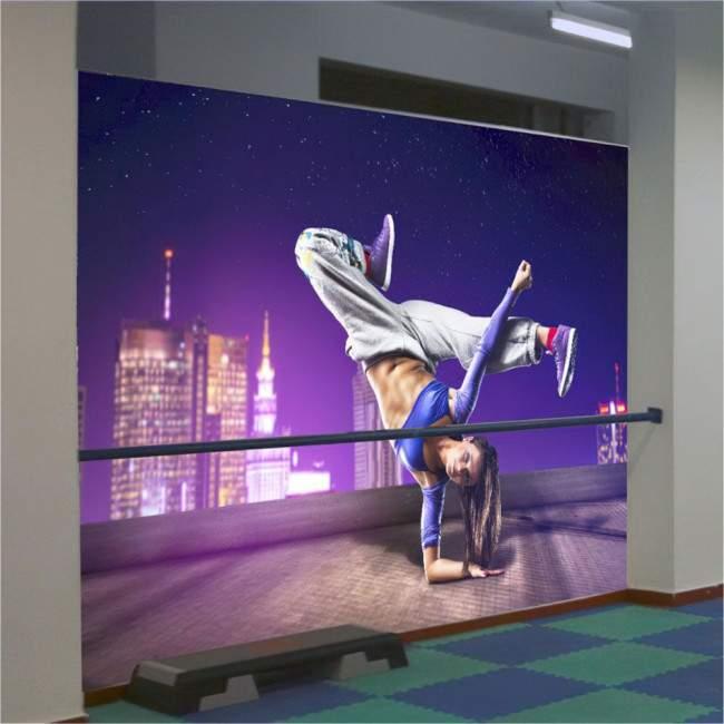 Ταπετσαρία τοίχου Dancer figure