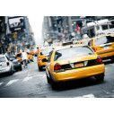 Closet sticker NY yellow cab