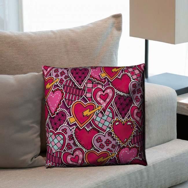 Pillow Love pattern