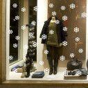 Νιφάδες χιονιου  αυτοκόλλητες