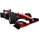 Wall stickers F1 Formula One  red and black