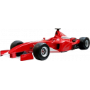 Wall stickers F1 Formula One red
