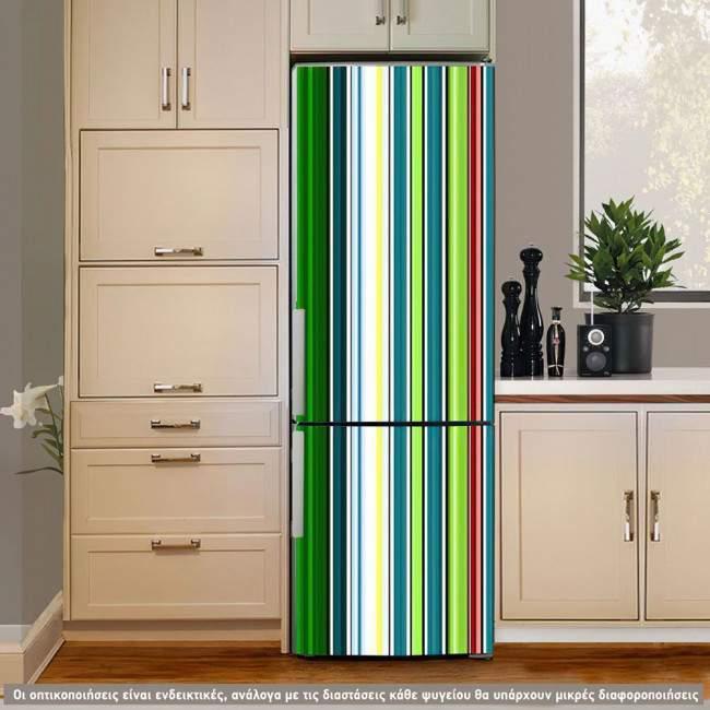 Fridge sticker Spectrum