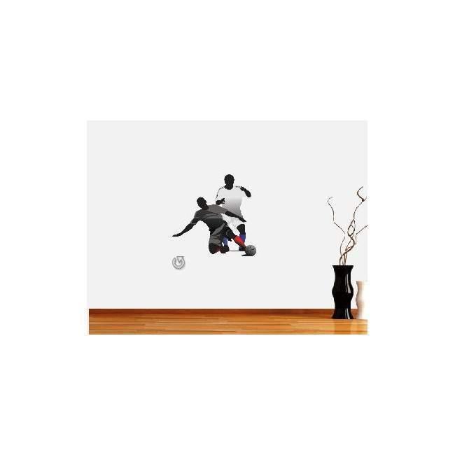 Αυτοκόλλητο τοίχου Ποδοσφαιριστής III