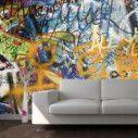 Ταπετσαρία τοίχου Lennons wall