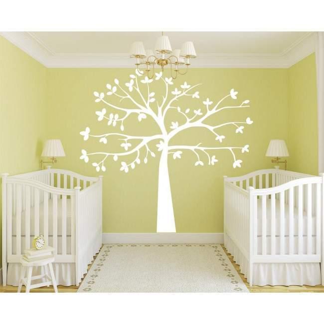 Αυτοκόλλητα τοίχου παιδικά μεγάλο δέντρο, Deco tree XXL