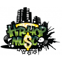 Wall stickers Music, HipHop