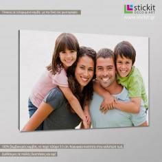 Canvas print your photo