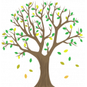 Wall stickers  Lime tree