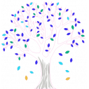 Wall stickers Lime tree, alternative colors