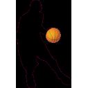 Μπασκετμπολίστας, κοντινό