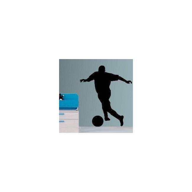 Αυτοκόλλητο τοίχου Ποδοσφαιριστής