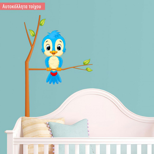 Wall stickers sparrow