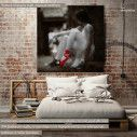 Canvas print Ballerina, All star ballet