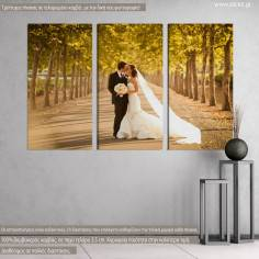 Your photo 3 panels canvas print