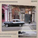 Canvas print Old Havana car