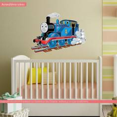 Kids wall stickers Train