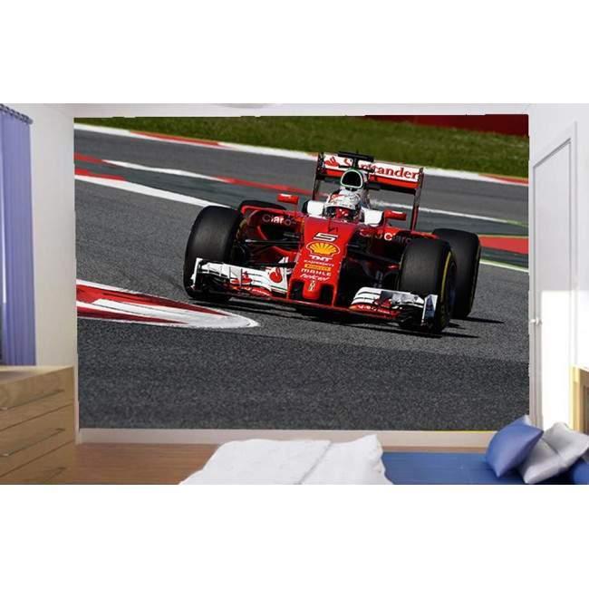 Wallpaper Formula 1, Ferrari