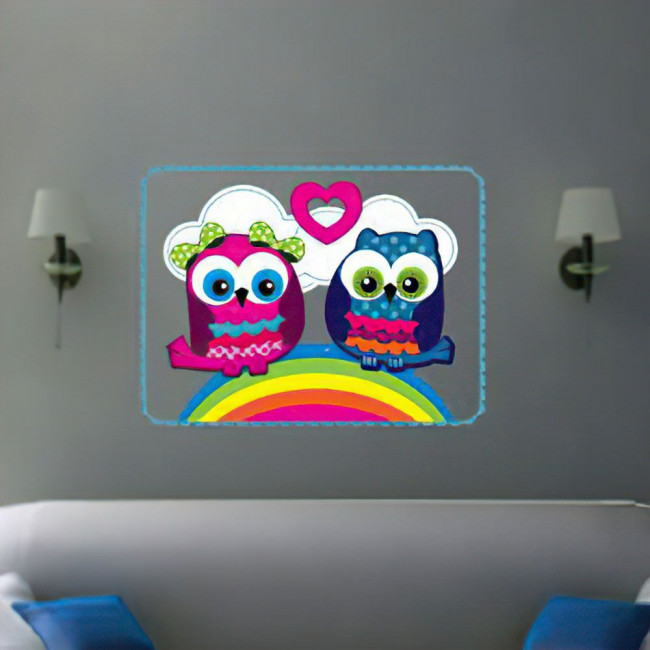 Wall stickers Retro birds