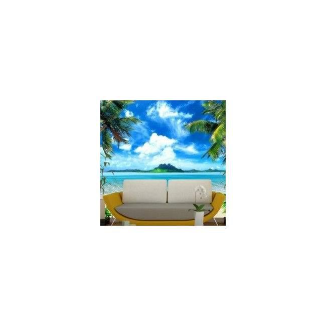 Wallpaper Exotic landscape