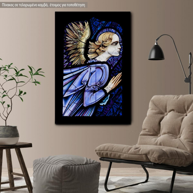 Canvas print Archangel Gabriel