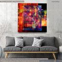 Canvas print Abstract background IV