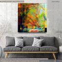 Πίνακας σε καμβά Abstract background VΙ