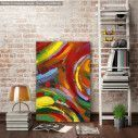 Canvas print Abstract background VII