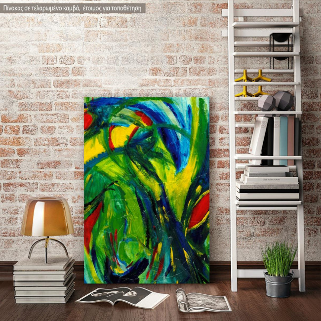 Canvas print Abstract background IX