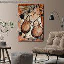 Πίνακας σε καμβά Abstract Grunge Style