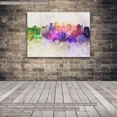 Canvas print Thessaloniki panorama