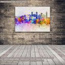 Canvas print Patra panorama